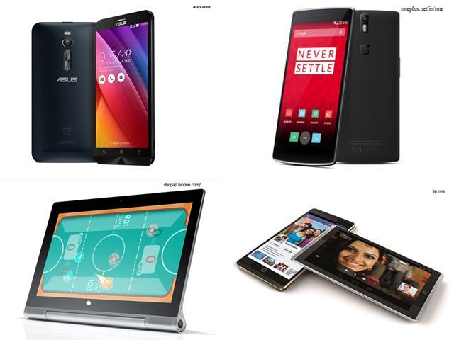 Smartphones for Remote Work